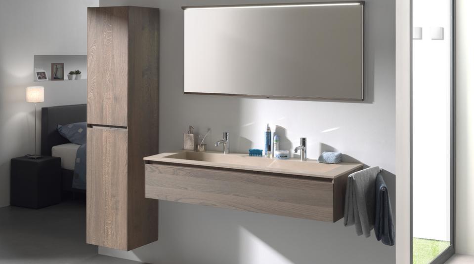 Badkamermeubel Op Maat : Kies voor een meubel op maat
